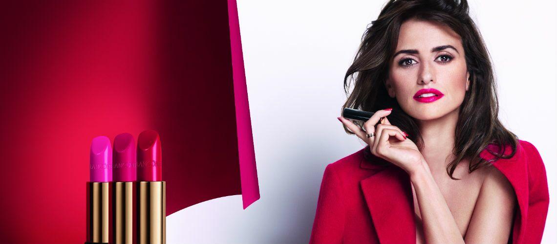 On veut toutes le rouge à lèvres de Penelope Cruz