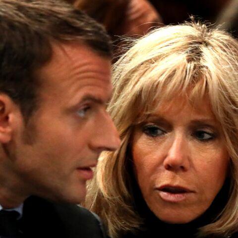 """Brigitte Macron """"un peu trop présente"""" selon certains proches d'Emmanuel Macron"""