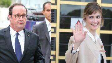 François Hollande est très «amoureux de Julie Gayet qui le lui rend bien» souffle un de leurs proches