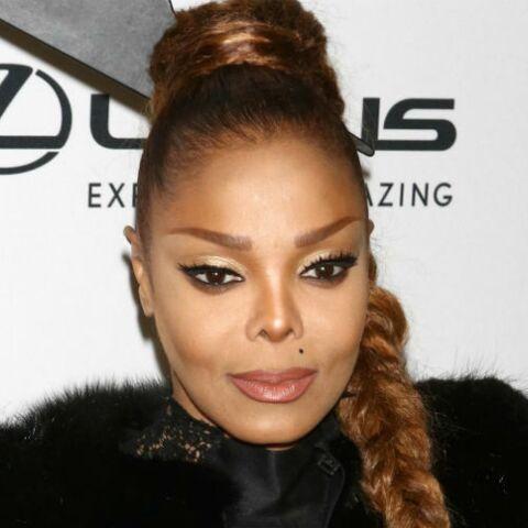 Photos – Janet Jackson adopte la tresse de la Reine des neiges