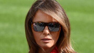 """Melania Trump """"frustrée"""" à la Maison Blanche? La First lady fait le bilan un an après l'élection"""