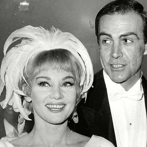 Sean Connery attristé par la mort de Diane Cilento