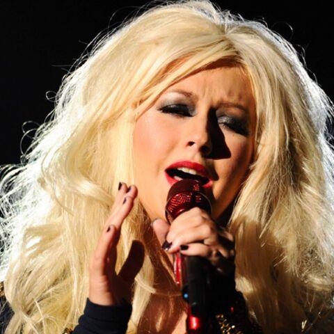Christina Aguilera: méconnaissable!