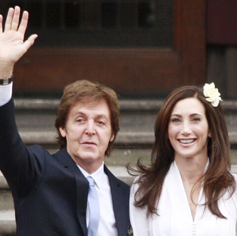 Photos- Paul McCartney, un mariage people et musical
