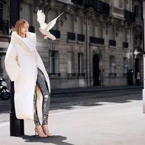 Maison Martin Margiela dans Paris pour H&M
