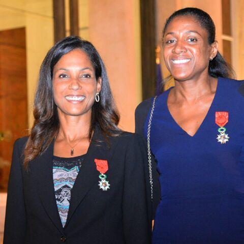 Photos- Nouvelle médaille pour Marie-José Perec et Christine Arron