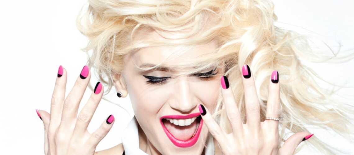 Gwen Stefani, punk jusqu'au bout des doigts