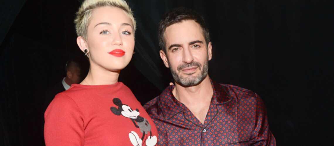 Miley Cyrus: «Marc Jacobs m'a fait découvrir la mode»