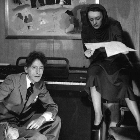 Edith Piaf et Jean Cocteau: la légende du siècle