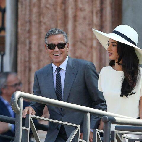 Amal et George Clooney renouent avec leur routine