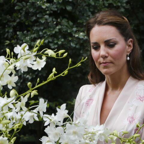 Princesse Kate, de retour à Singapour