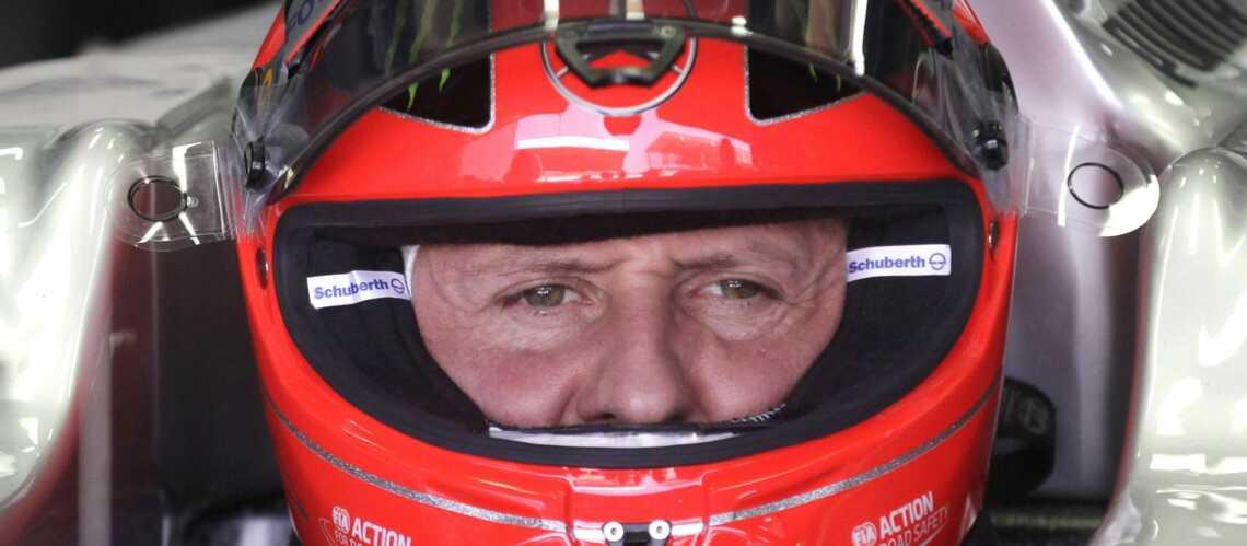 Michael Schumacher: «il n'y a pas de miracle à l'horizon»