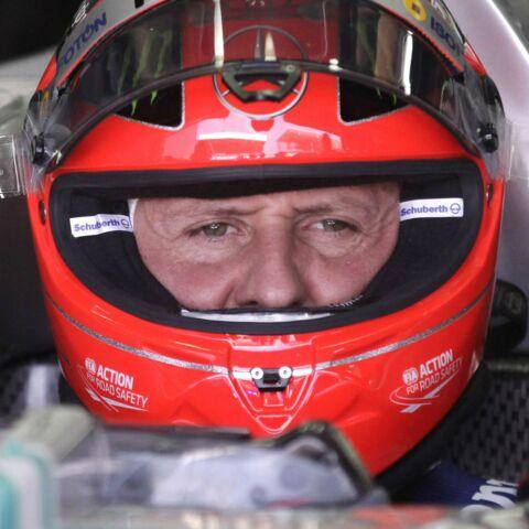 Michael Schumacher est en deuil