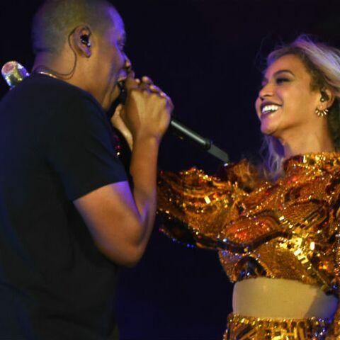 Beyoncé et Jay Z: Le baiser de la réconciliation