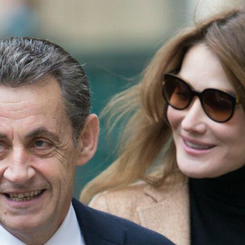 PHOTOS – La famille au complet autour de Carla pour soutenir Nicolas Sarkozy