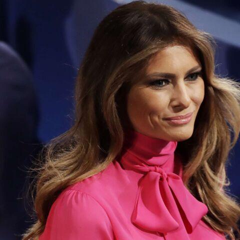 Melania Trump: le chemisier de l'épouse de Donald Trump fait débat