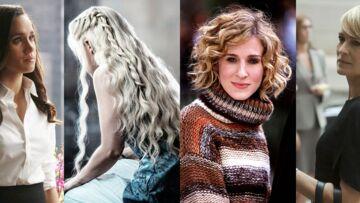 PHOTOS – 30 coiffures inspirées des séries télé