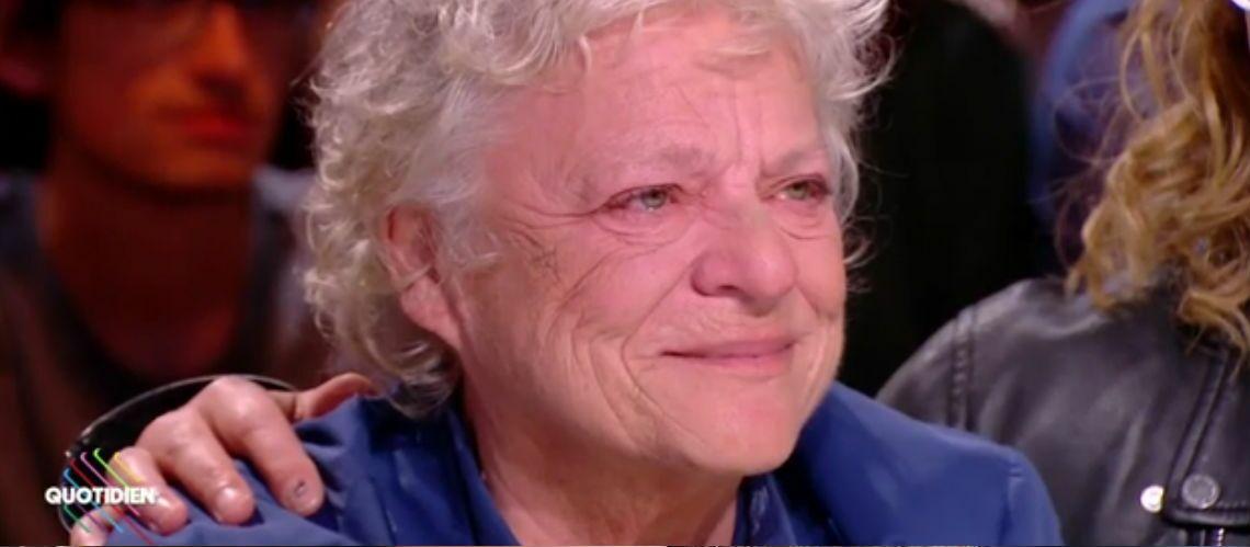 Les larmes de Josée Dayan en évoquant Jeanne Moreau: «Elle a dévoué toute sa vie à son art»