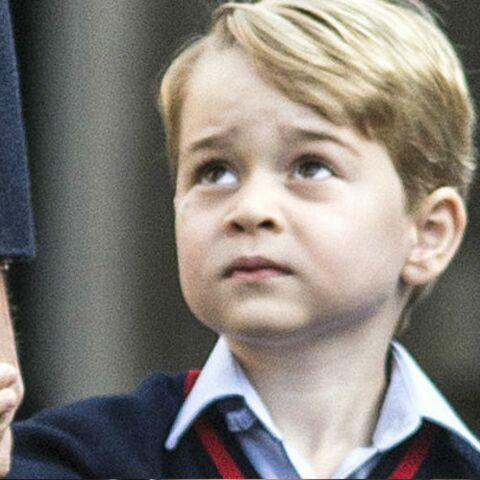 La femme qui avait tenté de pénétrer dans l'école du prince George a reçu un avertissement