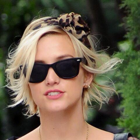 Ashlee Simpson, Elizabeth Olsen: foulard en fête chez les starlettes