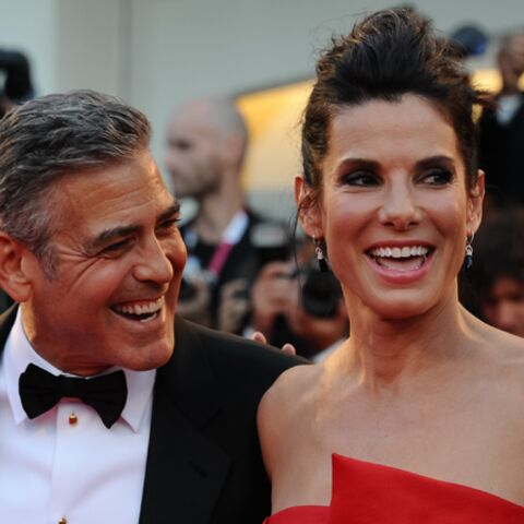 Sandra Bullock: son fils adore George Clooney