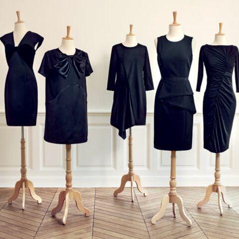 Photos – Alexis Mabille, Yiqing Yin… des petites robes noires à petits prix