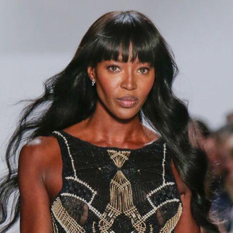 Naomi Campbell, invitée surprise de la New York Fashion Week