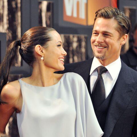 Angelina & Brad: dans l'intimité de leur mariage secret
