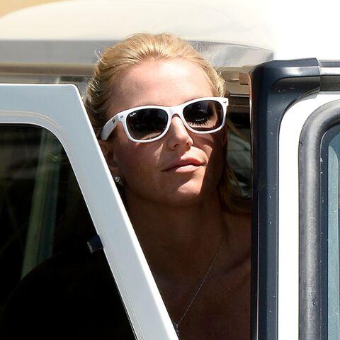 Britney Spears moucharde sur la grossesse de Zoe Saldana
