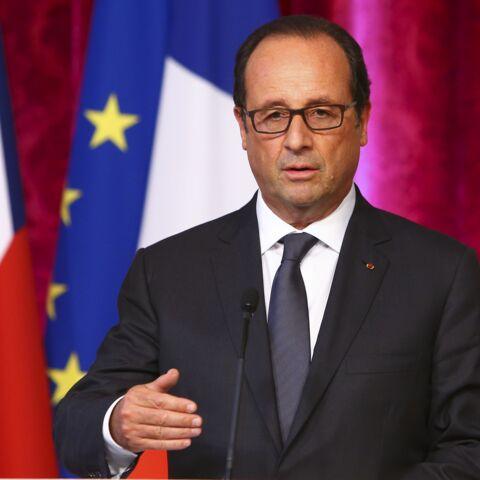 """François Hollande: """"un coup porté à ma vie tout entière"""""""