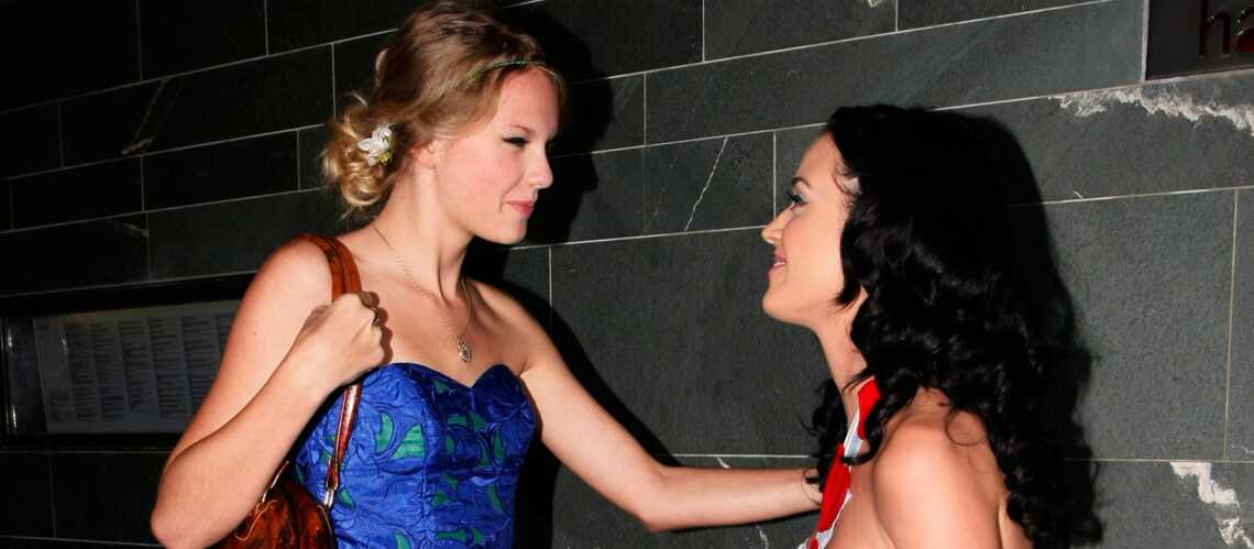 Taylor Swift/Katy Perry: la guerre est déclarée!