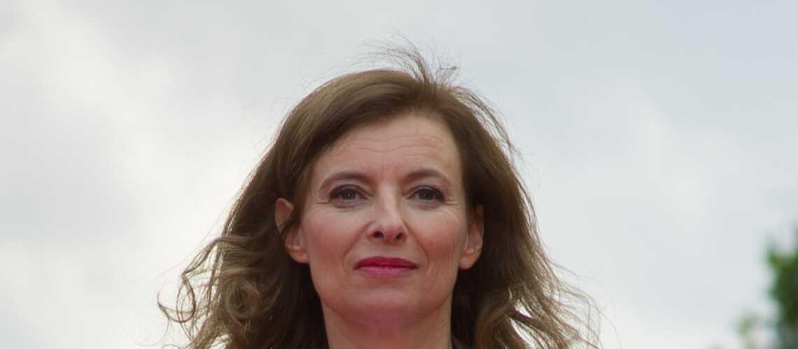 Valérie Trierweiler double la mise