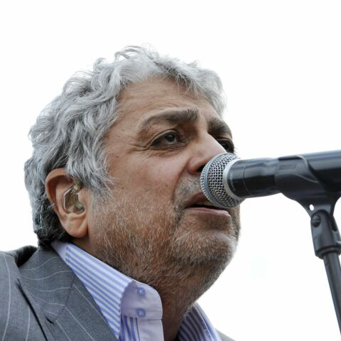 Enrico Macias hospitalisé d'urgence