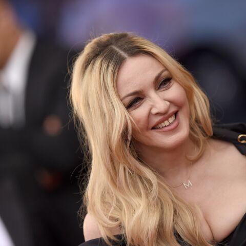Madonna en Gucci pour son Rebel Heart Tour