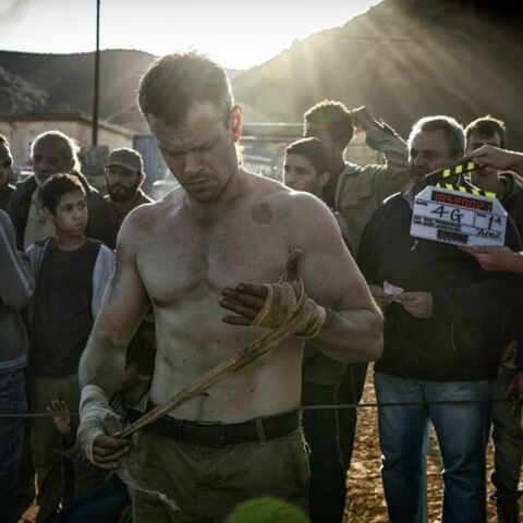 Matt Damon: la 1ere photo du retour de Jason Bourne