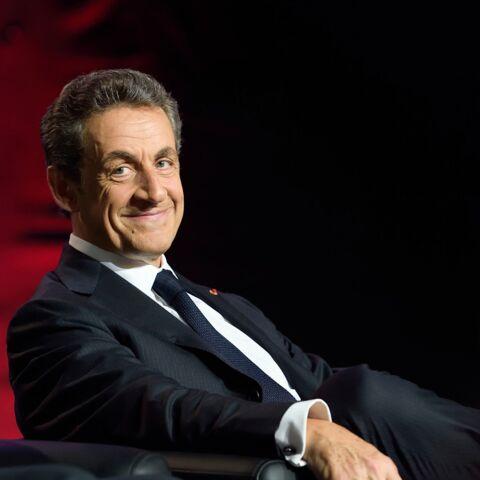 Nicolas Sarkozy papa gâteau: son jeu préféré avec la petite Giulia