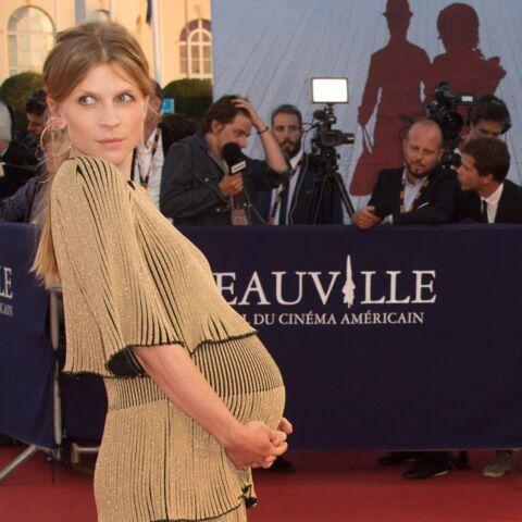 Clémence Poésy enceinte de son premier enfant
