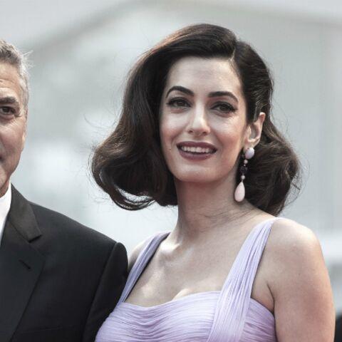 George Clooney révèle comment il a demandé Amal en mariage et ça vaut le détour!
