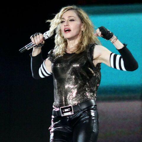 Madonna a bien travaillé cette année