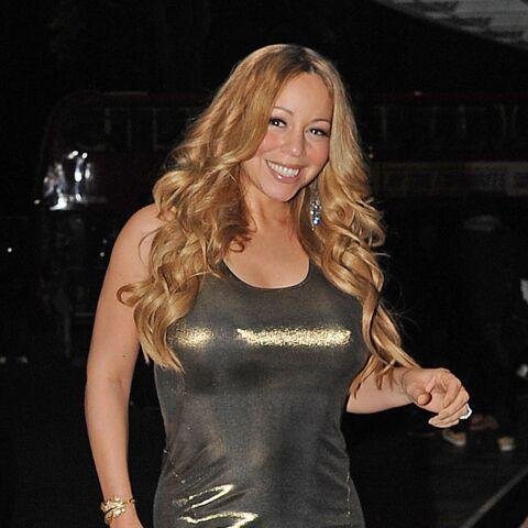 Mariah Carey est vernie!