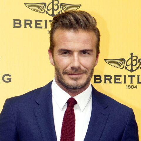 Ne dites pas à David Beckham qu'il éduque mal sa fille!