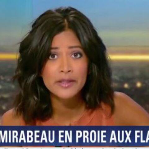 """Une journaliste de BFM TV lâche """"Ah Putain!"""" à l'antenne"""