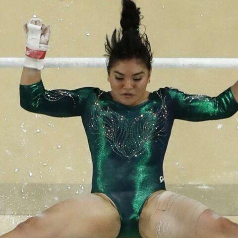 Rio 2016: la gymnaste Alexa Moreno moquée pour son poids