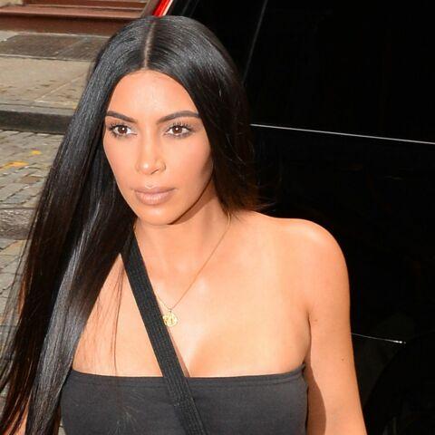 Kim Kardashian: son astuce improbable pour avoir une peau bronzée impeccable