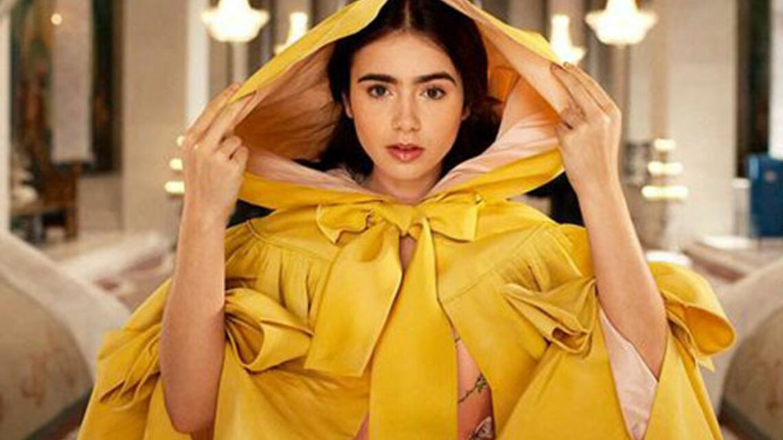 Lily Collins, Blanche-Neige moderne