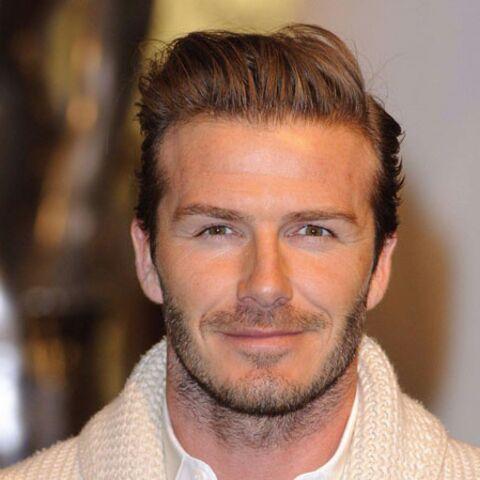 David Beckham, une couverture qui fait mâle
