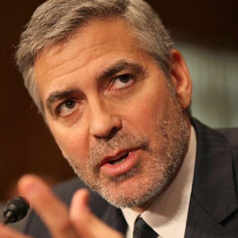 George Clooney lève des fonds pour Barack Obama