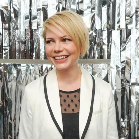 Michelle Williams tendance iroquois