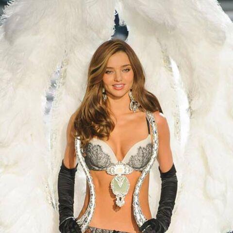 Pas de saut de l'ange pour Miranda Kerr