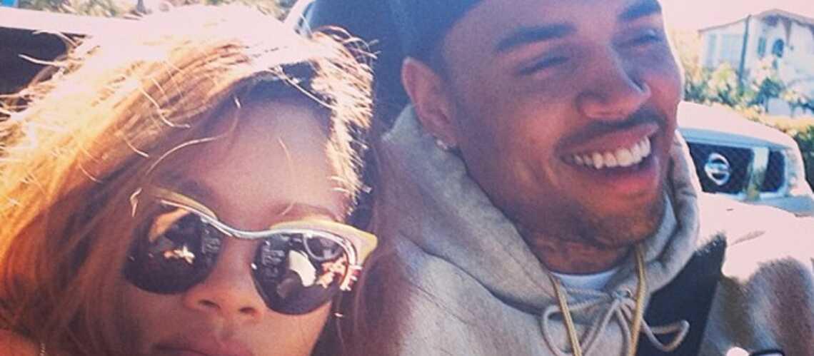 Rihanna et Chris Brown? Tout va bien, merci
